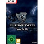 Cover von Elements of War