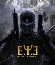 Cover von EYE - Divine Cybermancy
