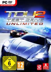 Cover - Test Drive Unlimited 2 (e)