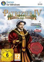 Cover von Patrizier 4 - Aufstieg einer Dynastie