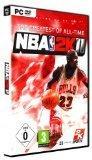 Cover von NBA 2K11