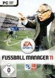 Cover von Fussball Manager 11
