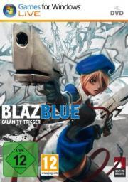 Cover von Blazblu - Calamity Trigger