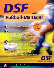 Cover von DSF Fußball-Manager