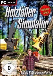 Cover von Holzfäller Simulator 2011