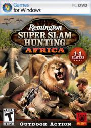 Cover von Remington Super Slam Hunting Africa