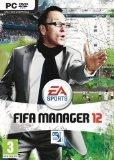 Cover von FIFA Manager 12