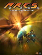 Cover von ARES - Extinction Agenda