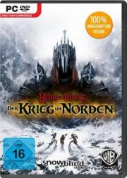 Cover von Der Herr der Ringe - Der Krieg im Norden