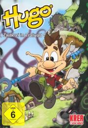 Cover von Hugo - Zauberei im Trollwald