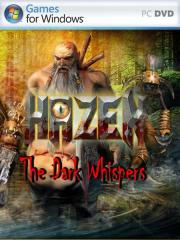 Cover von Hazen - The Dark Whispers