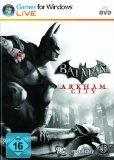 Cover von Batman - Arkham City