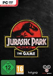 Cover von Jurassic Park - The Game