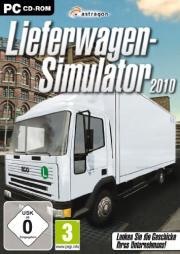 Cover von Lieferwagen-Simulator 2010