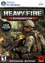 Cover von Heavy Fire - Afghanistan