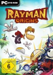 Cover von Rayman Origins