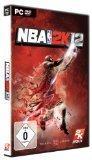 Cover von NBA 2K12