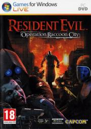 Cover von Resident Evil - Operation Raccoon City
