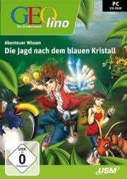 Cover von Die Jagd nach dem blauen Kristall