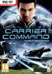 Cover von Carrier Command - Gaea Mission