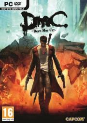 Cover von DmC - Devil may Cry