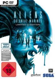 Cover von Aliens - Colonial Marines