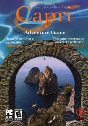 Cover von A Quiet Weekend in Capri