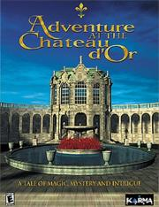 Cover von Adventure at the Chateau d'Or
