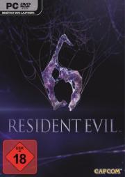 Cover von Resident Evil 6