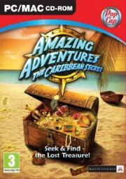Cover von Amazing Adventures - The Caribbean Secret