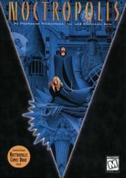 Cover von Noctropolis