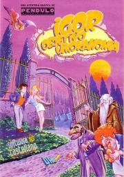 Cover von Igor - Objective Uikokahonia