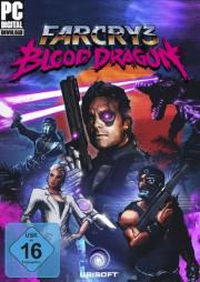Cover von Far Cry 3 - Blood Dragon