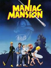 Cover von Maniac Mansion