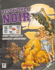 Cover von Discworld Noir