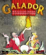 Cover von Galador - Der Fluch des Prinzen