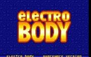 Cover von Electro Body