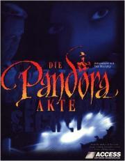 Cover von Die Pandora Akte