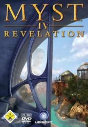 Cover von Myst 4 - Revelation