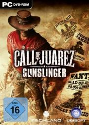 Cover von Call of Juarez - Gunslinger