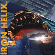 Cover von Iron Helix