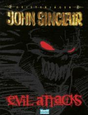 Cover von John Sinclair - Evil Attacks