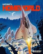 Cover von Gateway 2 - Homeworld