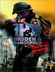 Cover von Hidden & Dangerous - Fight for Freedom