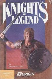 Cover von Knights of Legend