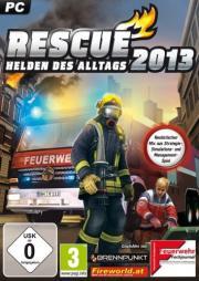 Cover von Rescue 2013 - Helden des Alltags