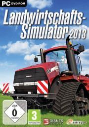 Cover von Landwirtschafts-Simulator 2013