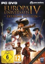 Cover von Europa Universalis 4