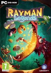Cover von Rayman Legends