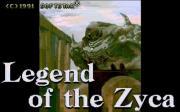 Cover von Legend of the Zyca